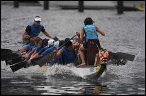 paddling Kelowna