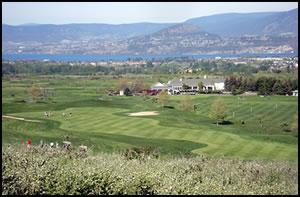 golf course Kelowna